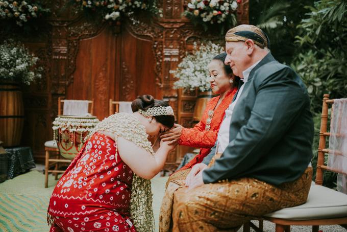 The Wedding of David & Yana by Historia Wedding Planner - 012