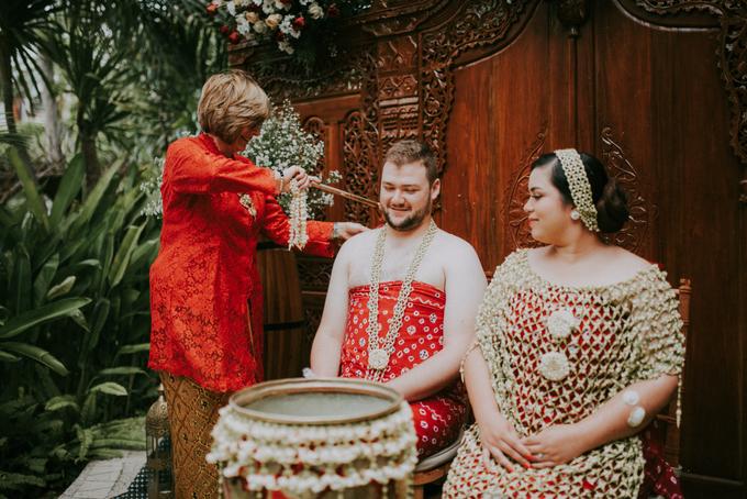 The Wedding of David & Yana by Historia Wedding Planner - 013