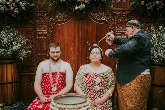 The Wedding of David & Yana by Historia Wedding Planner - 014