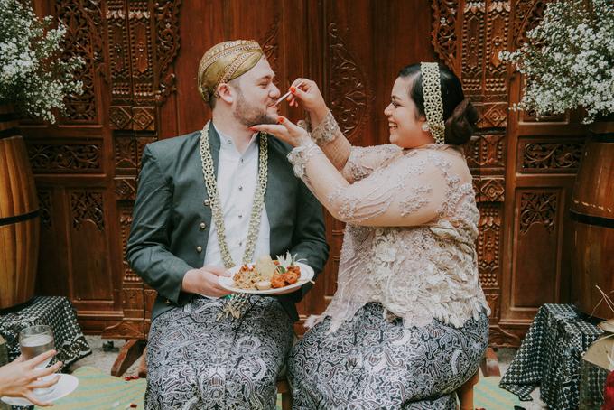 The Wedding of David & Yana by Historia Wedding Planner - 015