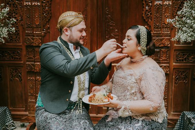The Wedding of David & Yana by Historia Wedding Planner - 016