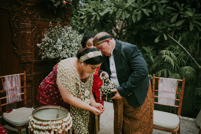 The Wedding of David & Yana by Historia Wedding Planner - 017