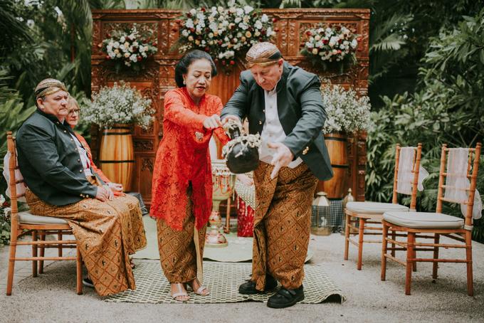The Wedding of David & Yana by Historia Wedding Planner - 019