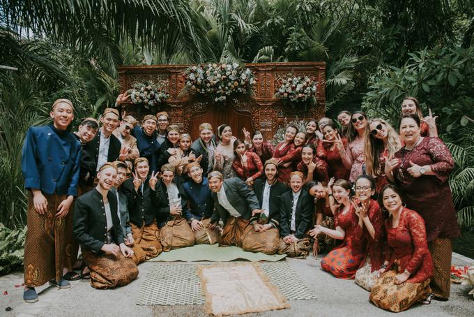 The Wedding of David & Yana by Historia Wedding Planner - 020