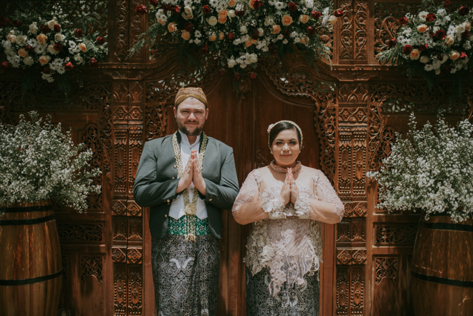 The Wedding of David & Yana by Historia Wedding Planner - 023