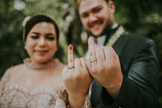 The Wedding of David & Yana by Historia Wedding Planner - 024
