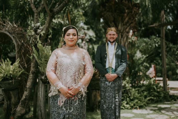 The Wedding of David & Yana by Historia Wedding Planner - 025