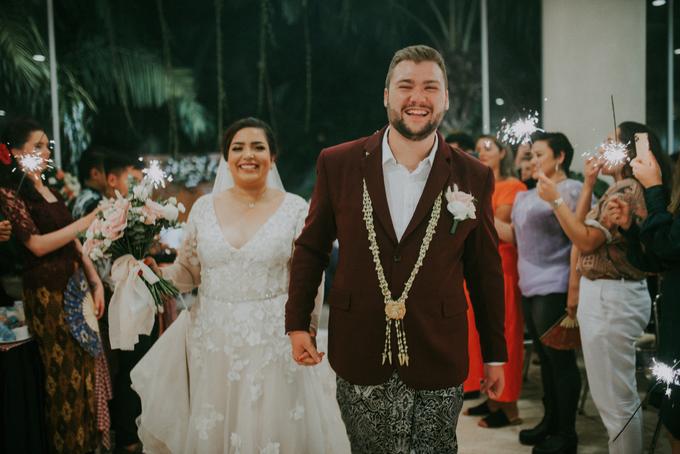 The Wedding of David & Yana by Historia Wedding Planner - 026
