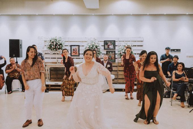 The Wedding of David & Yana by Historia Wedding Planner - 027