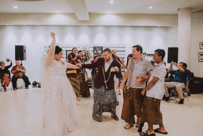 The Wedding of David & Yana by Historia Wedding Planner - 028