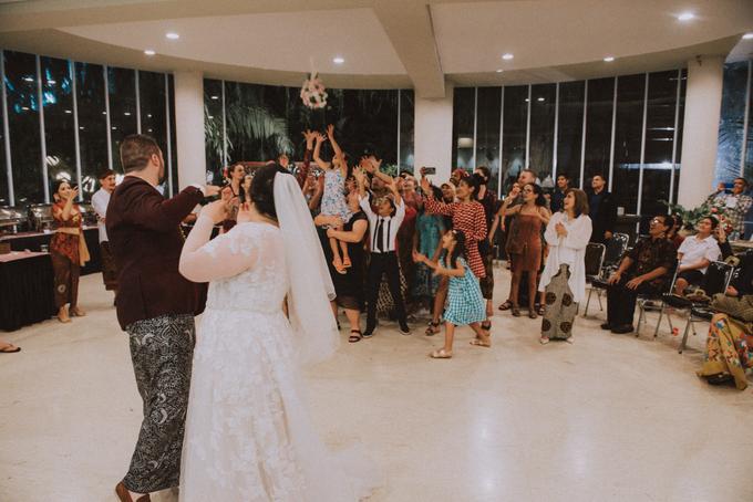The Wedding of David & Yana by Historia Wedding Planner - 029