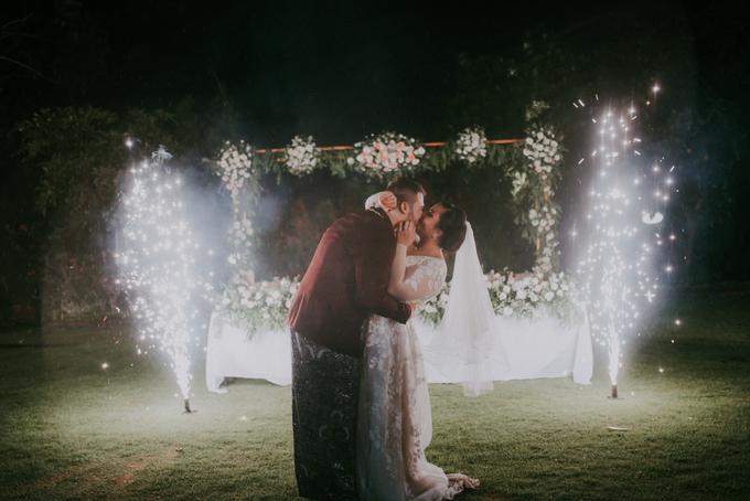 The Wedding of David & Yana by Historia Wedding Planner - 030
