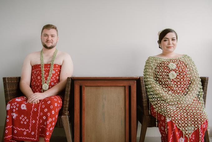 The Wedding of David & Yana by Historia Wedding Planner - 031