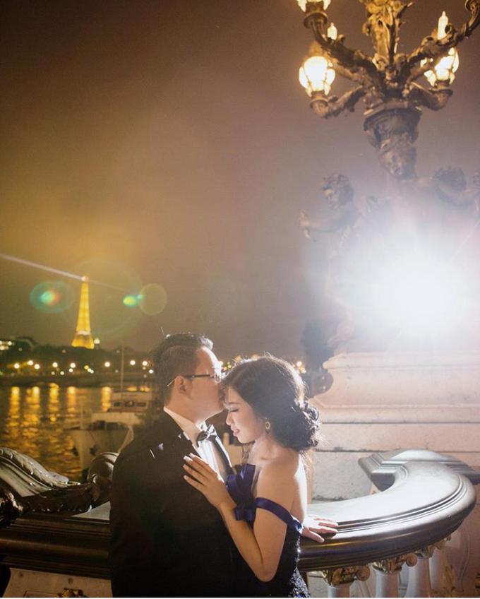 Ms.Lisia & Mr.Nicholas Wedding by Meedjin Couture - 005