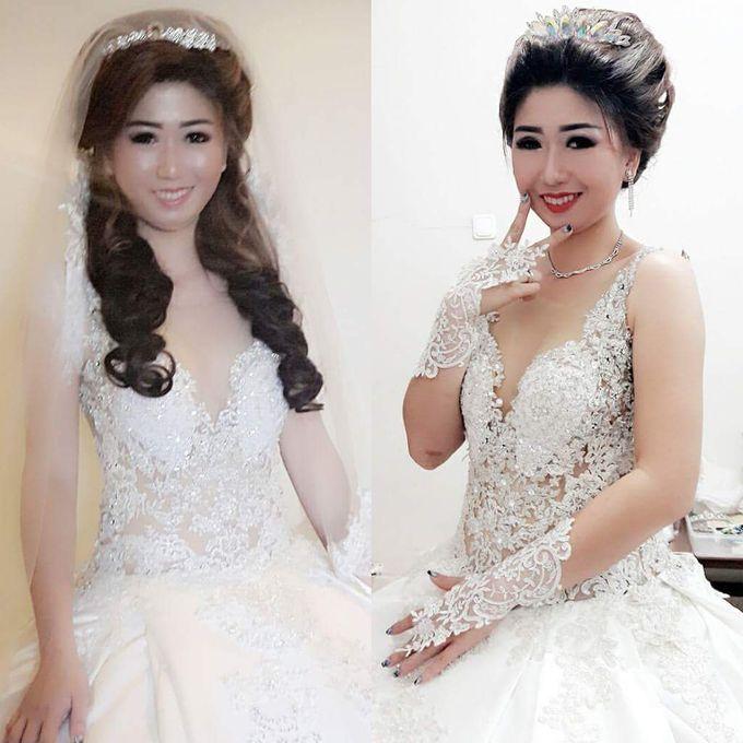 Wedding MakeUp N SulamAlis by Weiching Bridal Make Up - 018