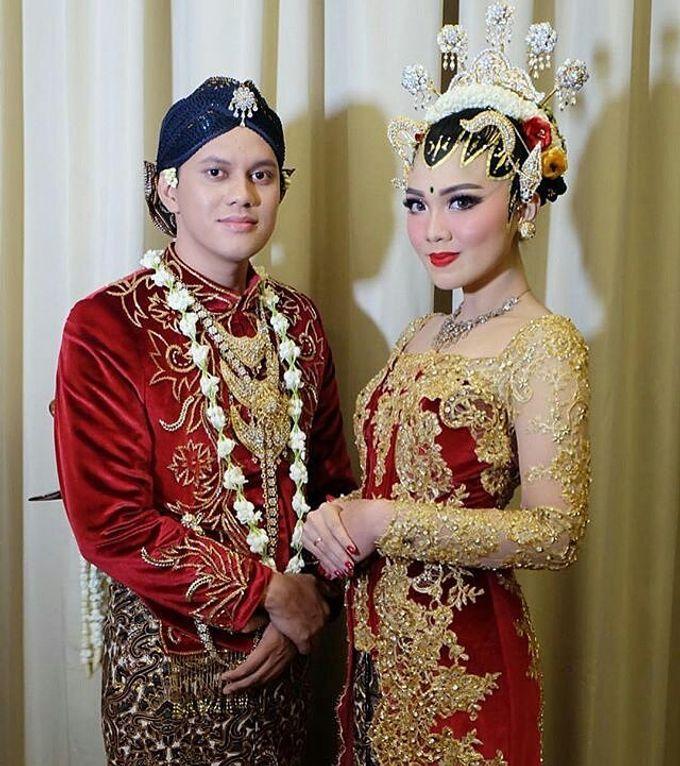 RESEPSI TIARA ARIEF by Chandira Wedding Organizer - 002