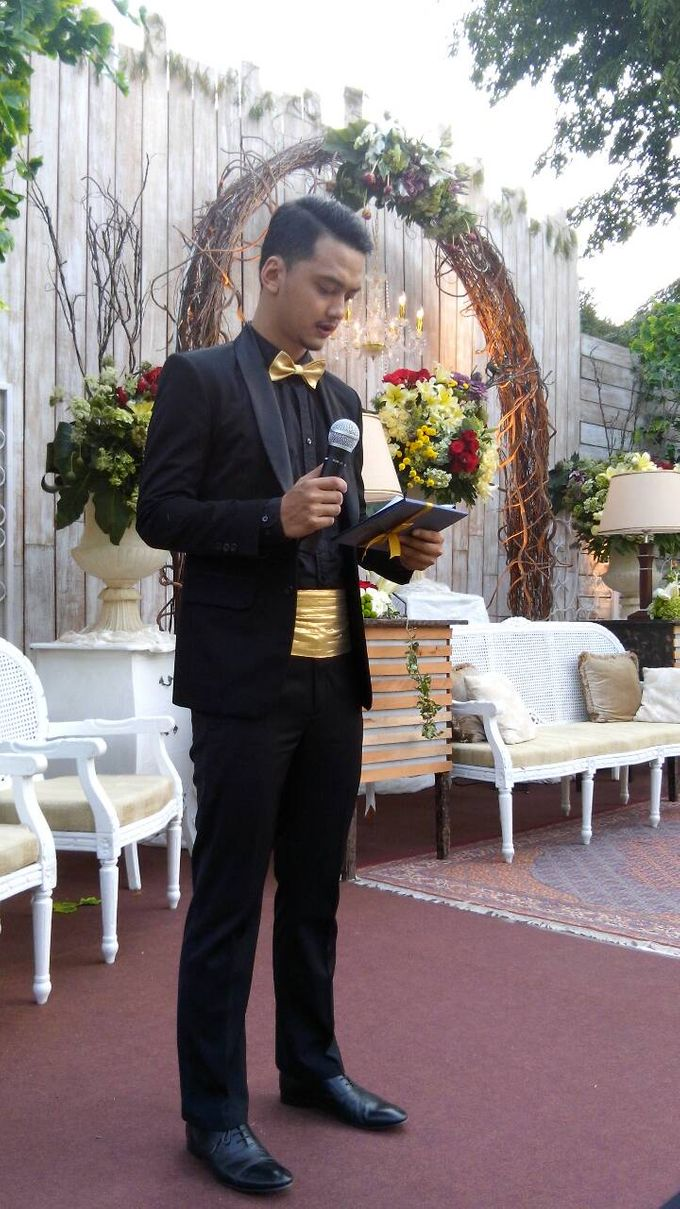 Wedding By Megrashy Wedding Planner & Organizer by Chanzy Fauzi MC - 004