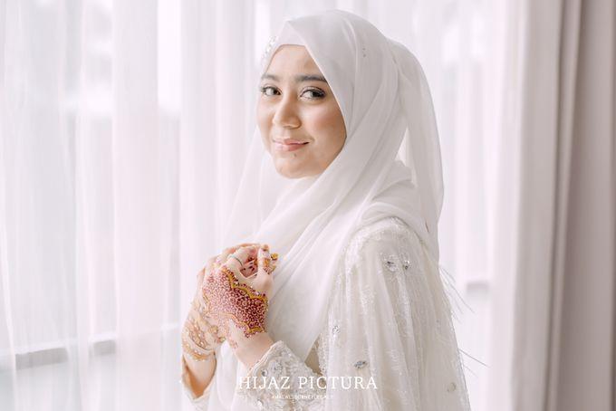 Preparation Akad Nikah Taqy Malik & Sherel Thalib by LAKSMI - Kebaya Muslimah & Islamic Bride - 002