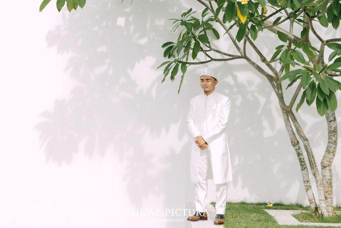 Preparation Akad Nikah Taqy Malik & Sherel Thalib by LAKSMI - Kebaya Muslimah & Islamic Bride - 006