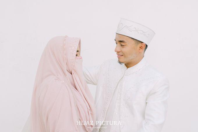 Preparation Akad Nikah Taqy Malik & Sherel Thalib by LAKSMI - Kebaya Muslimah & Islamic Bride - 008
