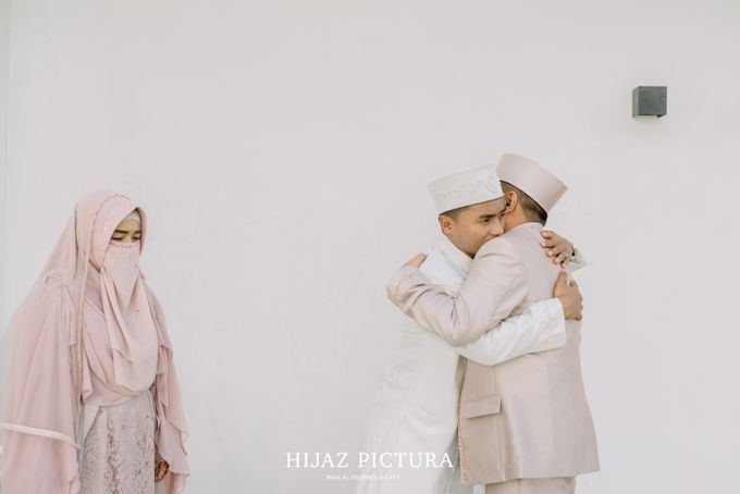 Preparation Akad Nikah Taqy Malik & Sherel Thalib by LAKSMI - Kebaya Muslimah & Islamic Bride - 010