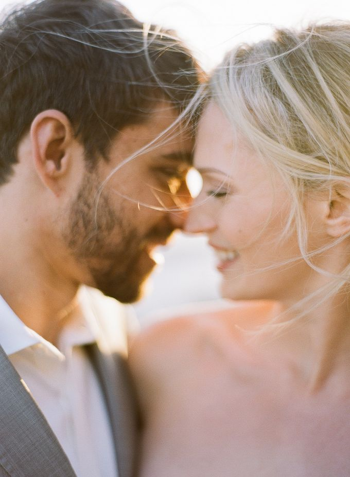 Sunset Elopement Inspiration on Malibu Coast by Honour and Blessing Events - 015