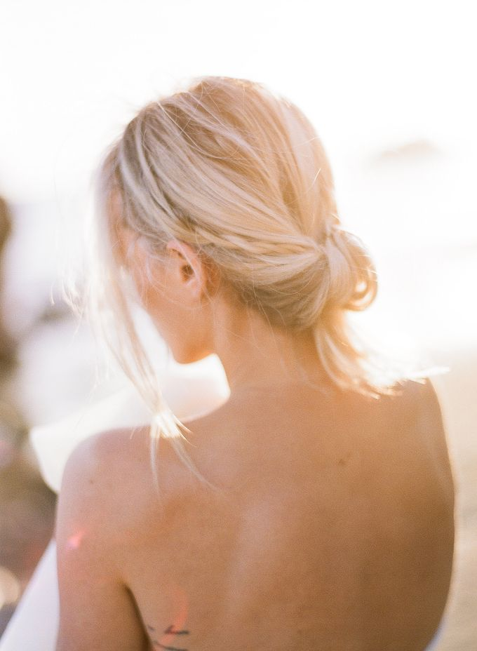 Sunset Elopement Inspiration on Malibu Coast by Honour and Blessing Events - 018