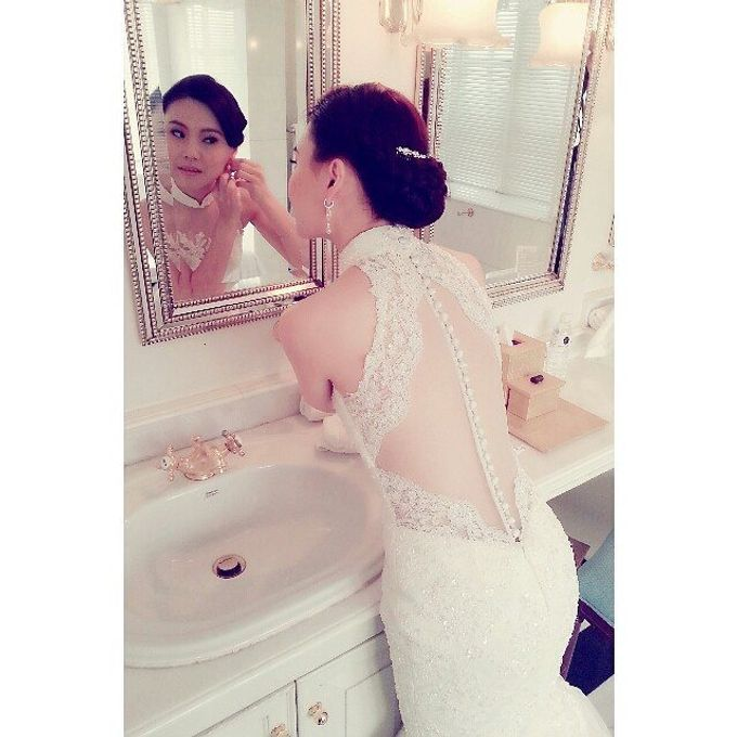 Bridal Makeup and Hairstyle by SueLim & artmakeup - 038