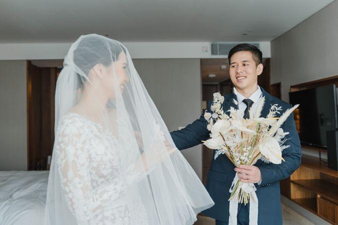 Mona & Andrew Wedding Day by Iris Photography - 018