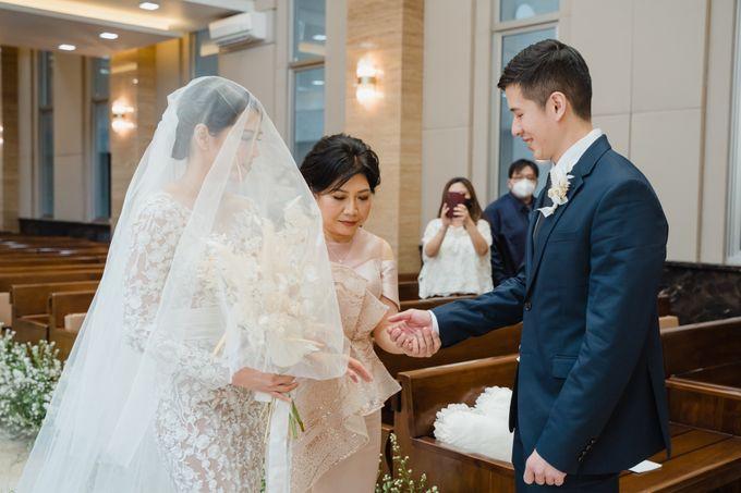 Mona & Andrew Wedding Day by Iris Photography - 041