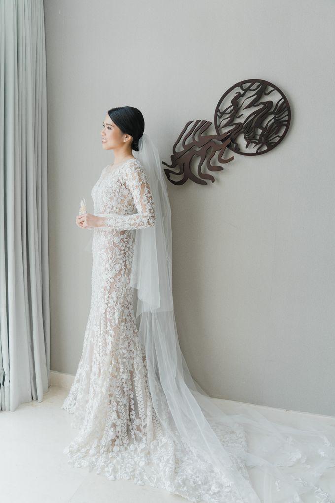 Mona & Andrew Wedding Day by Iris Photography - 016