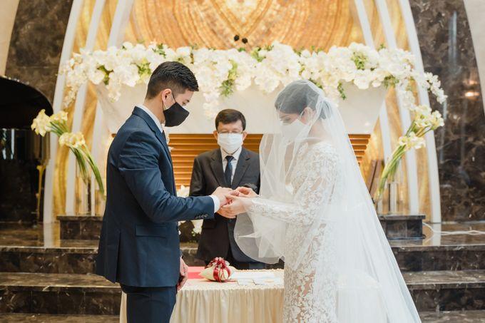 Mona & Andrew Wedding Day by Iris Photography - 043