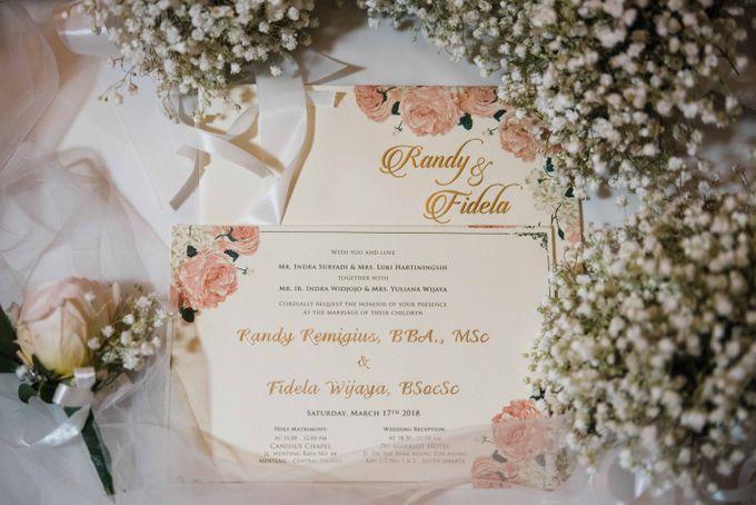 Randy & Fidela Wedding Day by Joe Iskandar - 001