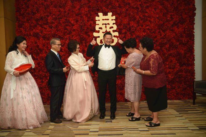 Wedding - MELISA & TOMMY by ASA organizer - 006
