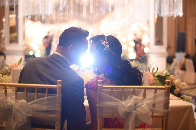 Wedding - MELISA & TOMMY by ASA organizer - 003