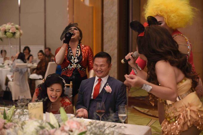 Wedding - MELISA & TOMMY by ASA organizer - 004
