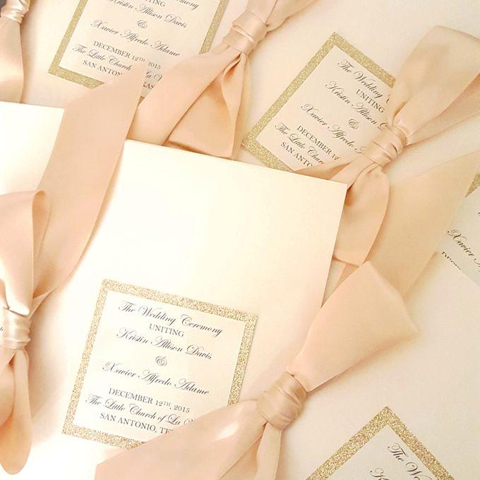 Couture Invitations by C.U.T Invites - 007