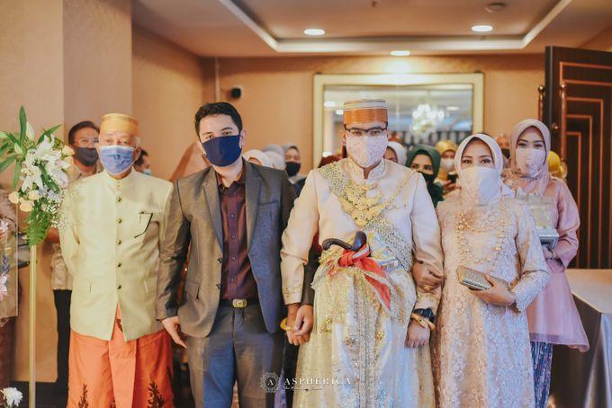 The New Normal Wedding Of Winda & Rizal by HENRY BRILLIANTO - 020