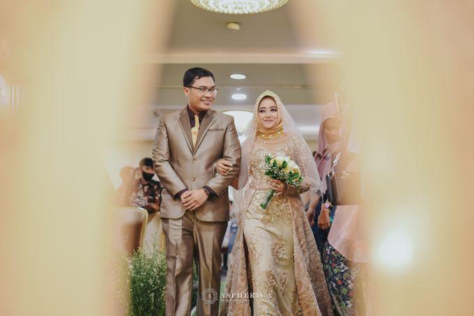 The New Normal Wedding Of Winda & Rizal by HENRY BRILLIANTO - 010
