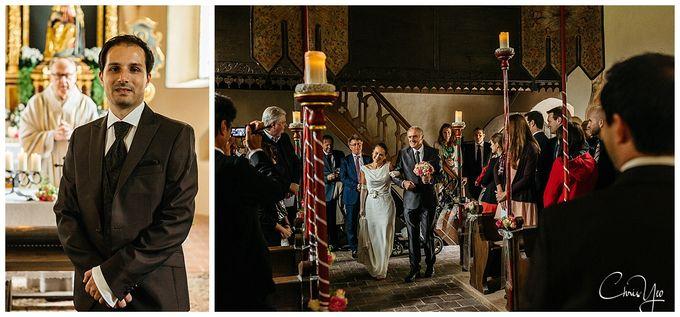 Munich Wedding by Chris Yeo Photography - 008