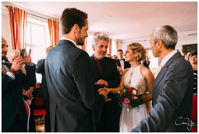 Wedding in Bavaria by Chris Yeo Photography - 005