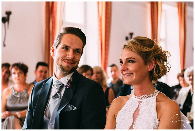 Wedding in Bavaria by Chris Yeo Photography - 007