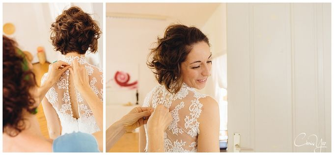 Italian Wedding in Grevenbroich Germany by Chris Yeo Photography - 005