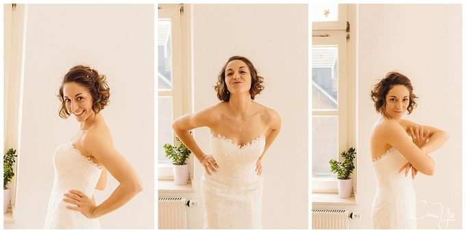 Italian Wedding in Grevenbroich Germany by Chris Yeo Photography - 007