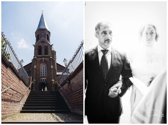 Italian Wedding in Grevenbroich Germany by Chris Yeo Photography - 008