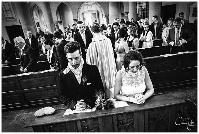 Italian Wedding in Grevenbroich Germany by Chris Yeo Photography - 011