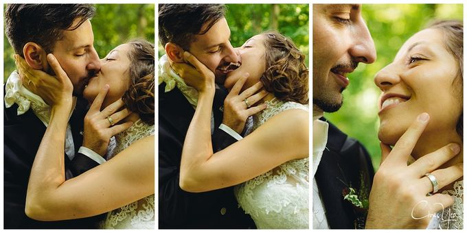 Italian Wedding in Grevenbroich Germany by Chris Yeo Photography - 016