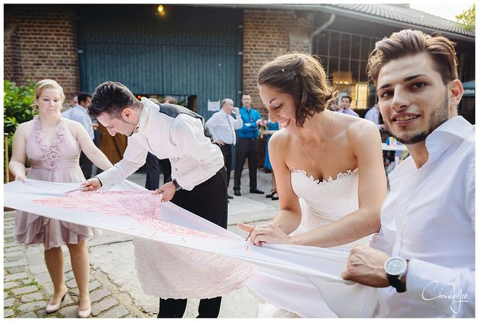 Italian Wedding in Grevenbroich Germany by Chris Yeo Photography - 026