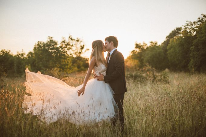 Rustic chic Vintage Wedding by United Photographers - 028
