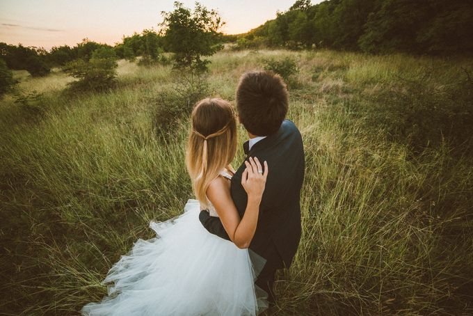 Rustic chic Vintage Wedding by United Photographers - 007